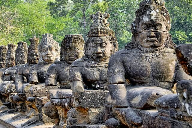 Cheap Countries to Visit from India - Cambodia