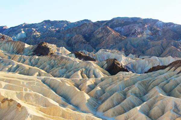 Death Valley National Park, California - Most Beautiful Dessert