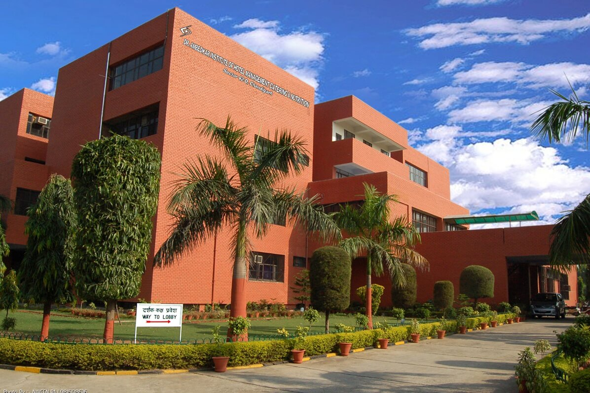 Dr. Ambedkar Institute of Hotel Management Catering & Nutrition, Chandigarh