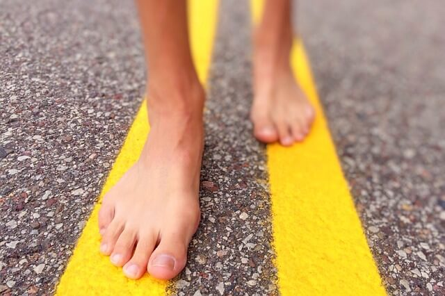 Going Barefoot The Benefits of Walking Without Shoes