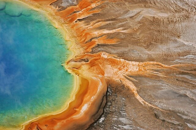 Grand Prismatic Spring, Wyoming - Most Beautiful Places in USA