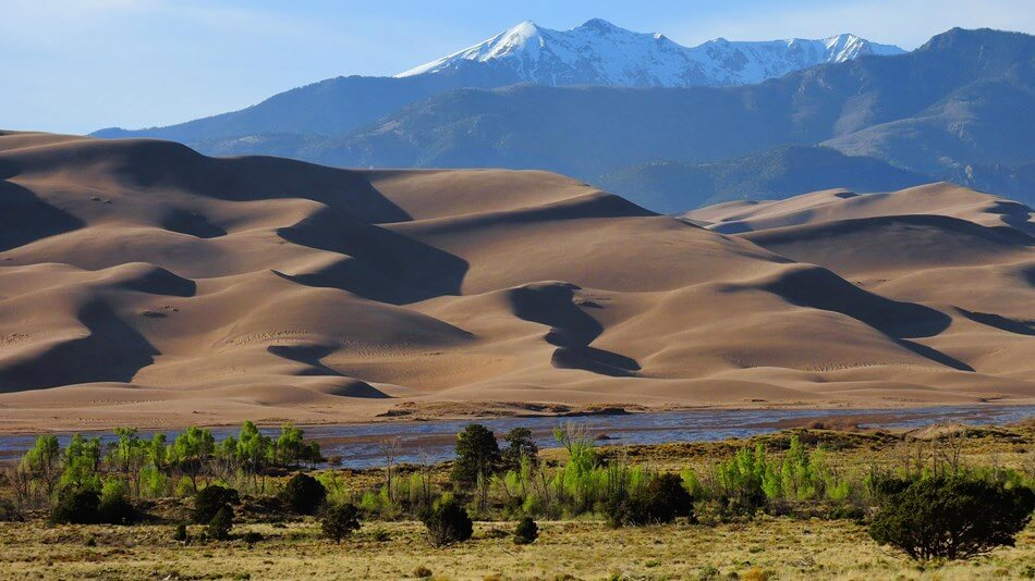 Grand Sand Dunes National Park, Colorado - Most Beautiful Sand Dunes