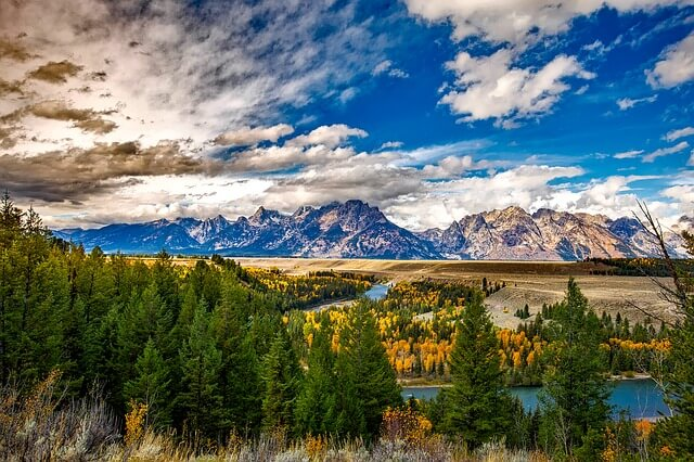 Grand Teton, Wyoming - Most Beautiful Mountain