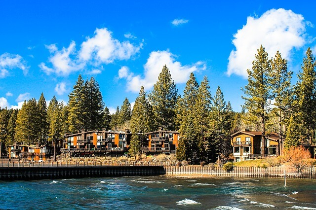 Lake Tahoe, California and Nevada - Most Beautiful Lake