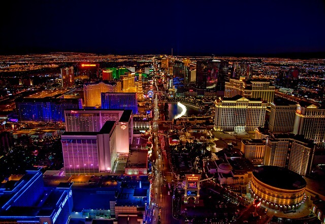 Las Vegas, Nevada - Most Beautiful Cities in the USA