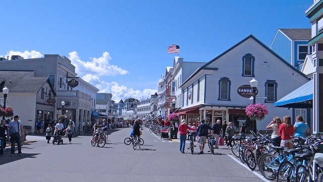Mackinac Island, Michigan - Most Beautiful Island