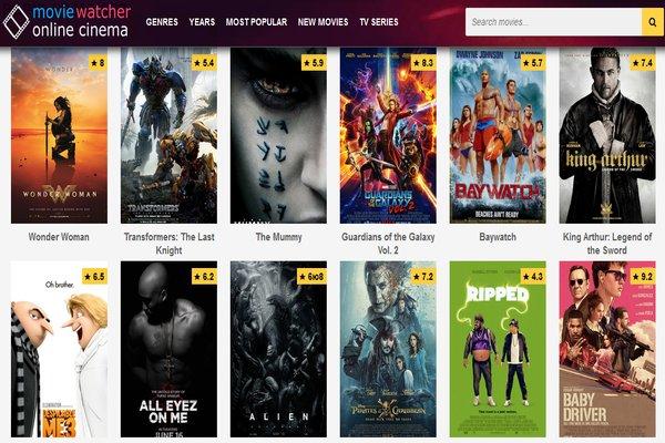 MovieWatcher Watch Movies Online