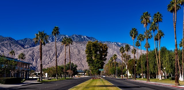Palm Springs, California - Most Beautiful Cities in the USA