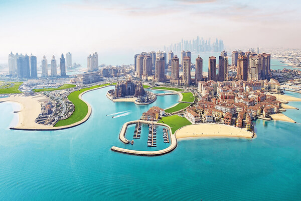 Qatar the richest nation in the world