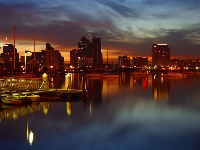 San Diego, California - Most Beautiful Cities in the USA