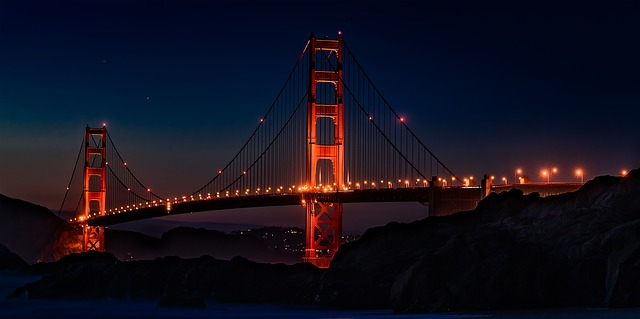 San Francisco, California - Top 10 Most Beautiful Cities to Live in USA