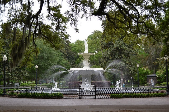 Savannah, Georgia - Most Beautiful Cities in the USA