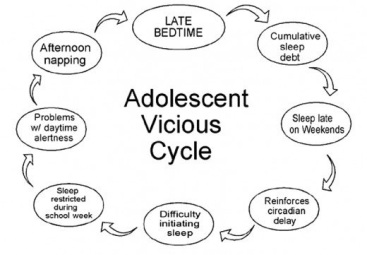 Sleep for the Adolescents