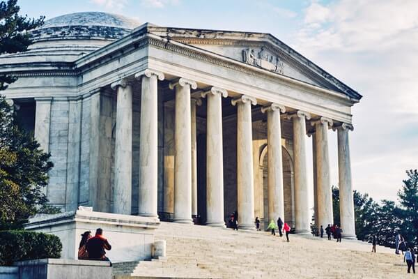 Thomas Jefferson Memorial, DC - Most Prestigious Monument