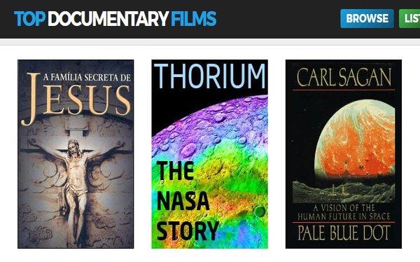 TopDocumentaryFilms