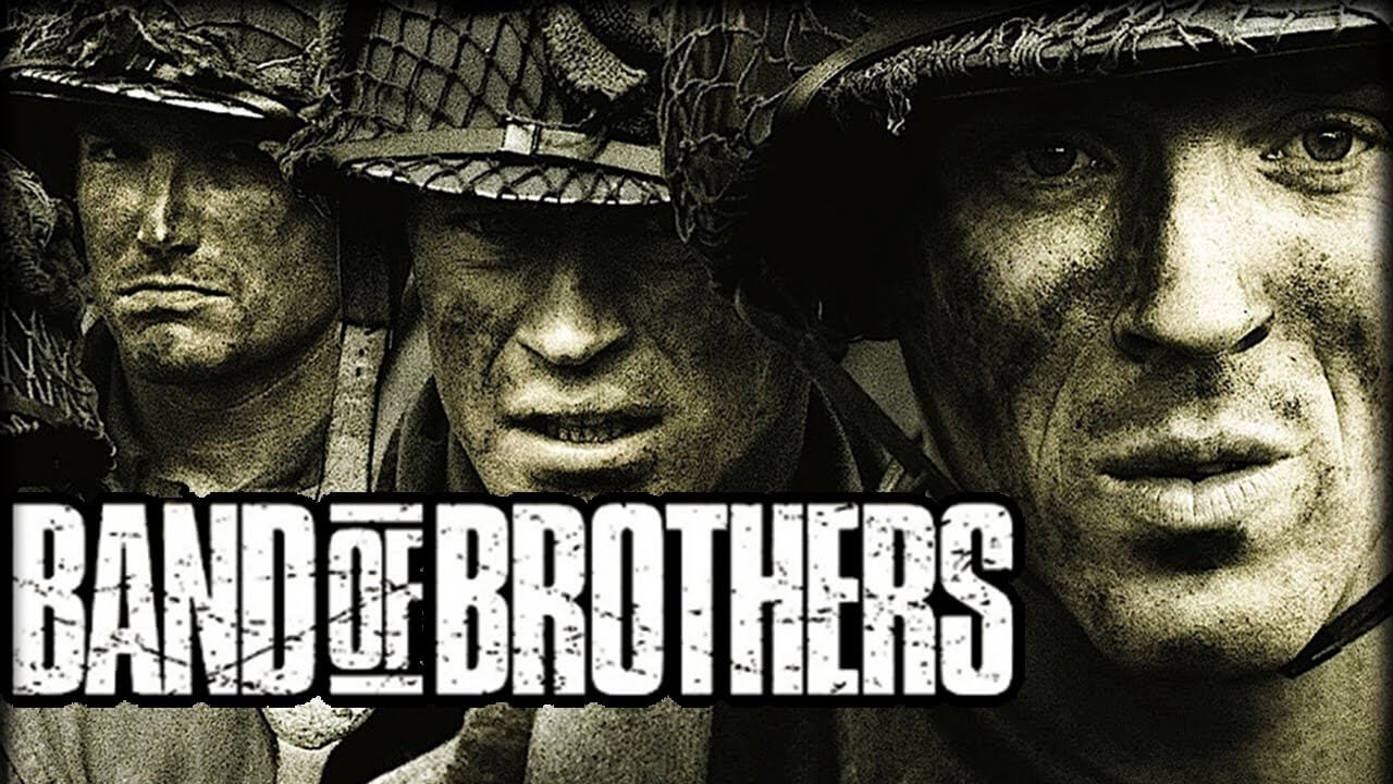 Band of Brothers - Best TV Shows of all Times