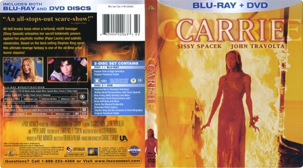Carrie - free full length horror movies in English