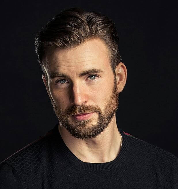 Chris Evans - Top 10 Most Handsome Boys in the World