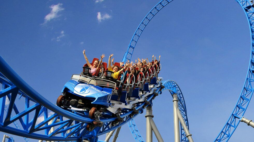 Europa Park, Rust Germany - best roller coaster parks