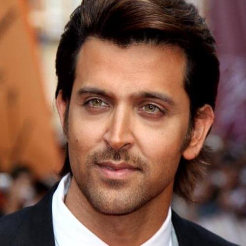 Hrithik Roshan - Top 10 Most Handsome Boys in the World