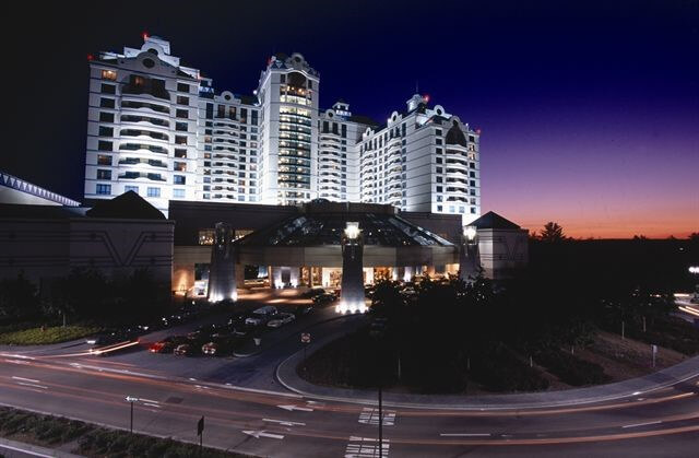 Largest casino in United States of America, Foxwoods