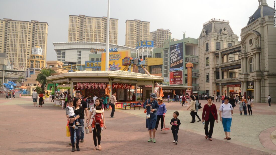 New South China Mall - Largest Shopping Malls in the World