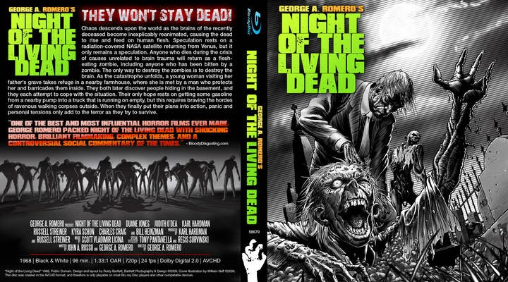 Night-Of-The-Living-Dead-list of scariest movies of all time