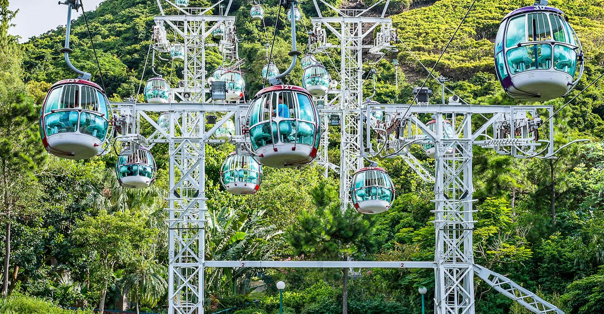 Ocean Park, Hong Kong - amusement parks around the world