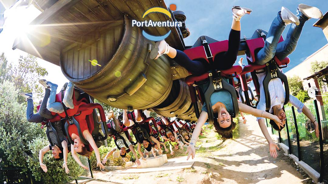 PortAventura World - Spain - biggest theme park in the world