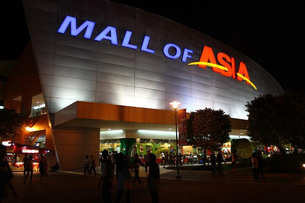 SM Mall of Asia manila