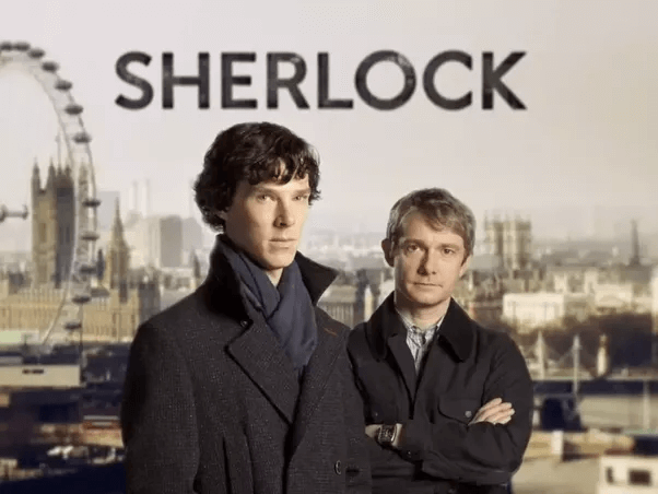 Sherlock - Best TV Shows of all Times