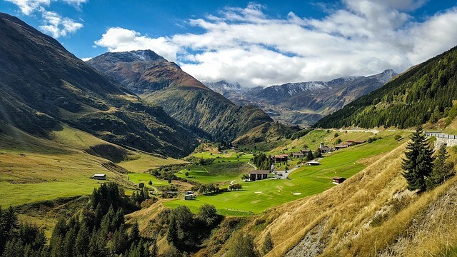 Switzerland-Top 10 Most Beautiful Countries in the World