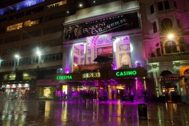 The Empire Casino, London