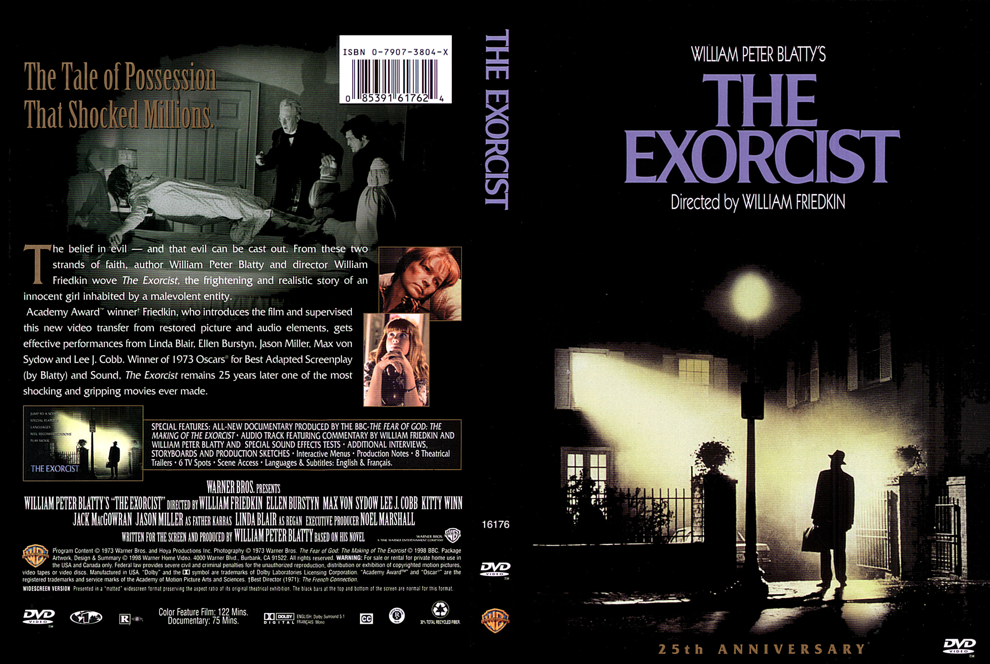 The-Exorcist - the best horror movies
