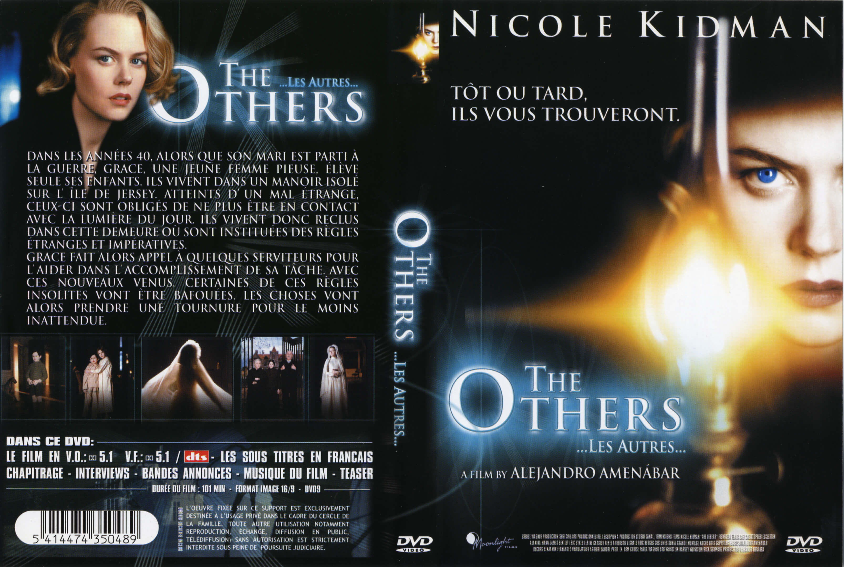 The Others - most terrifying movies ever made