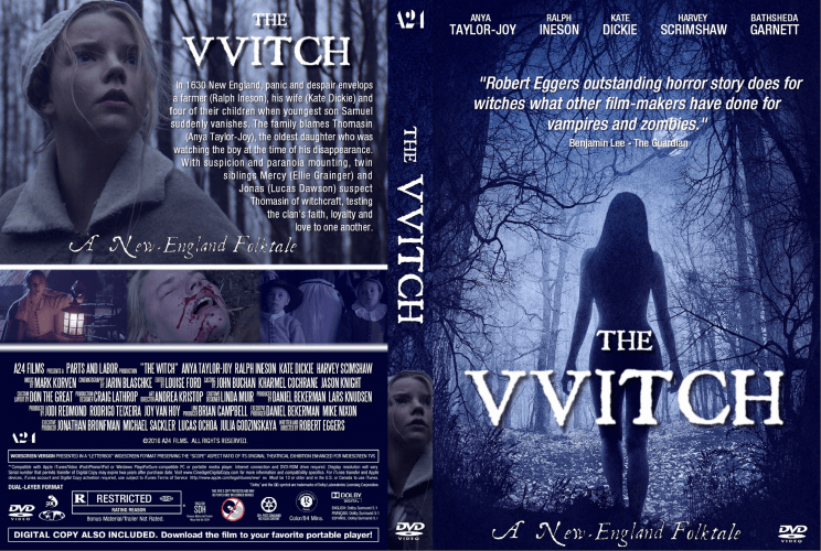 The Witch - best scary movies to watch