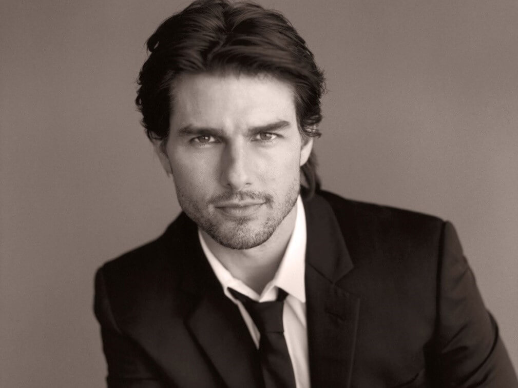 Tom Cruise - Top 10 Most Handsome Boys in the World