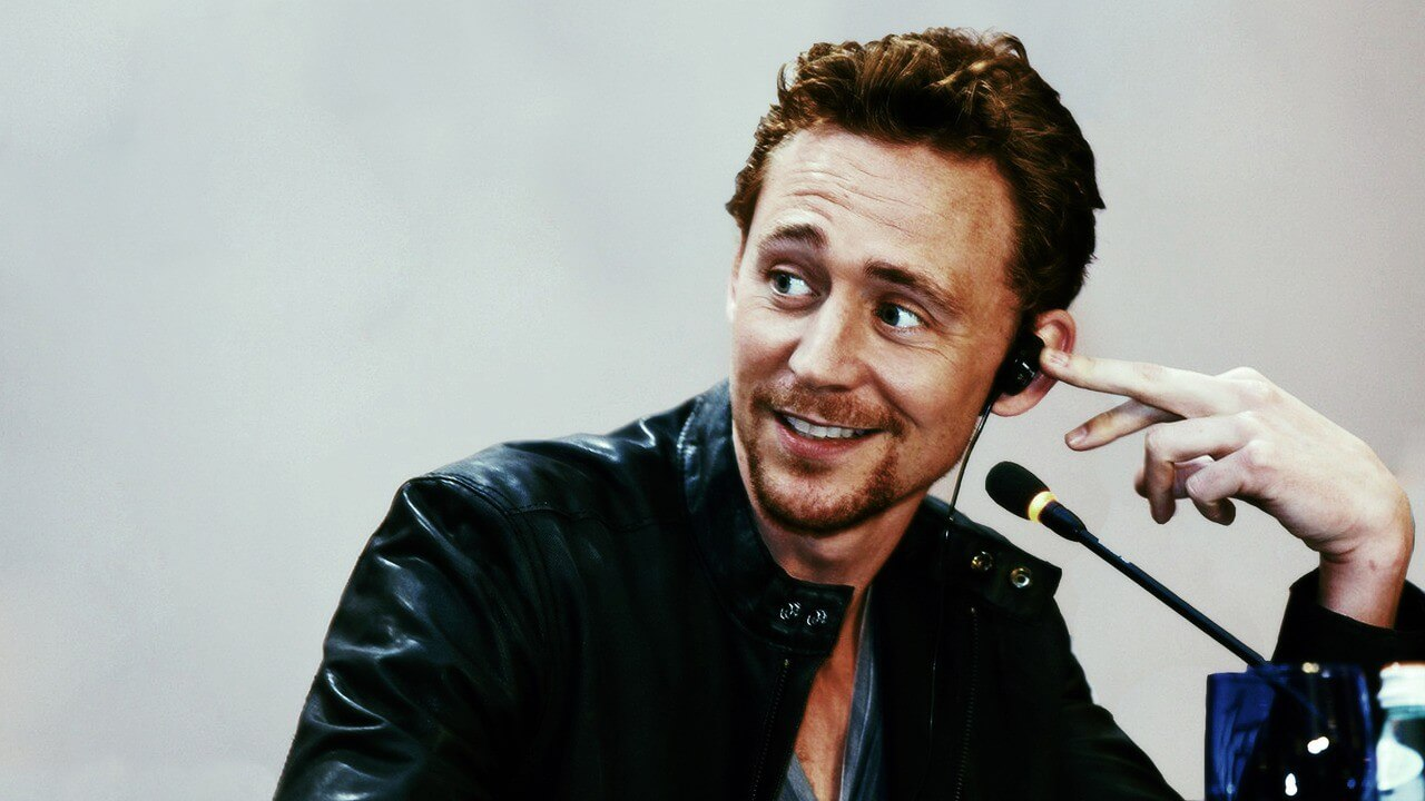 Top 10 Most Handsome Boys in the World - Tom Hiddleston