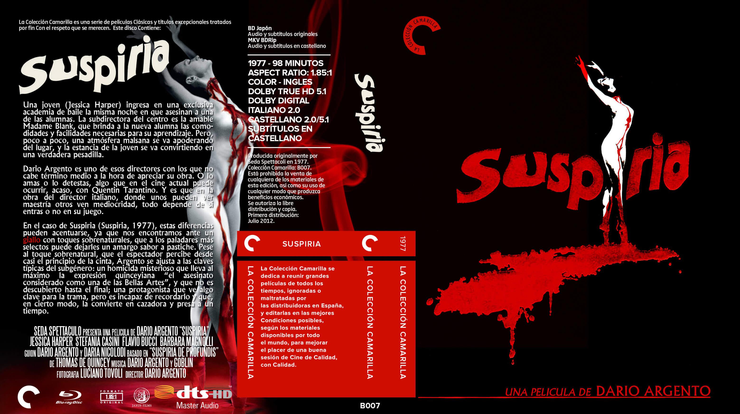 suspiria - top horror movies