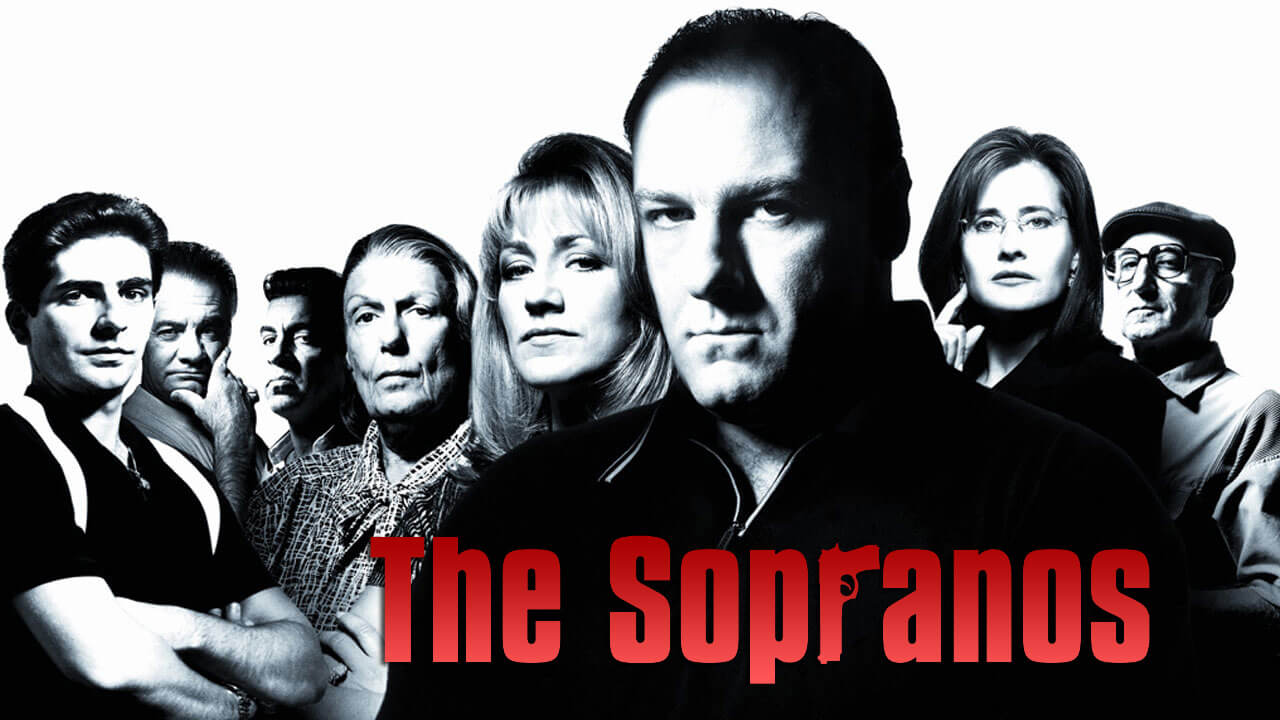 the-sopranos-season - Best TV Shows of all Times