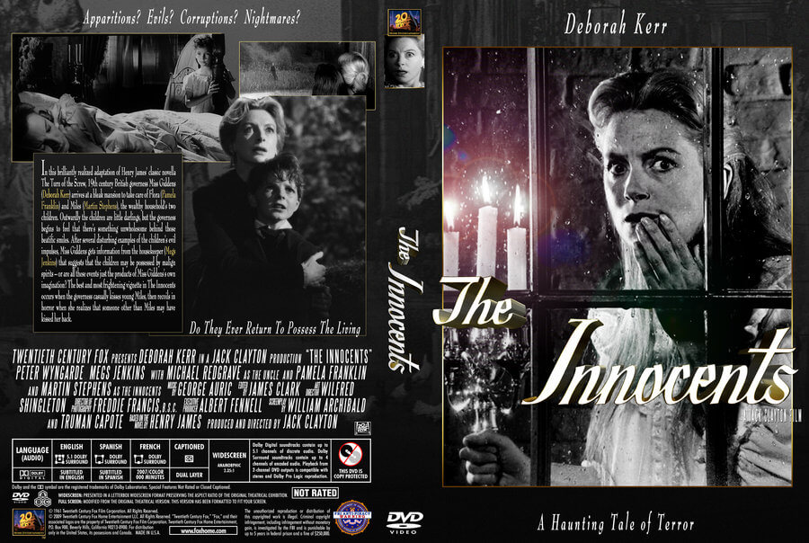 the_innocents_1961 - whats the scariest movie of all time