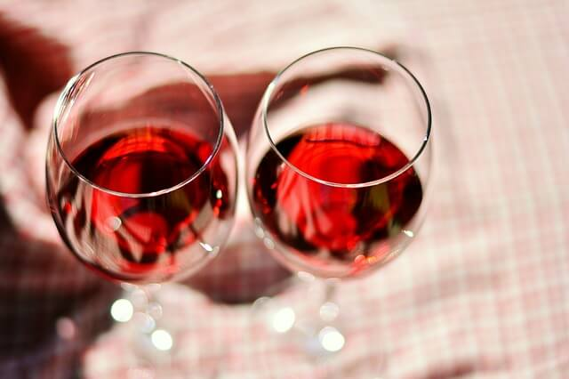 Red Wine reduces Ldl