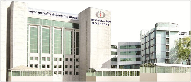 Sir Ganga Ram Hospital, New Delhi