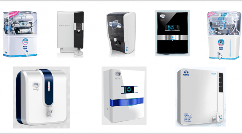 Top 10 Best RO Water Purifier Companies in India