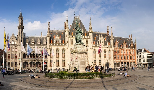 10 Most Beautiful Cities in the World - Bruges, Belgium