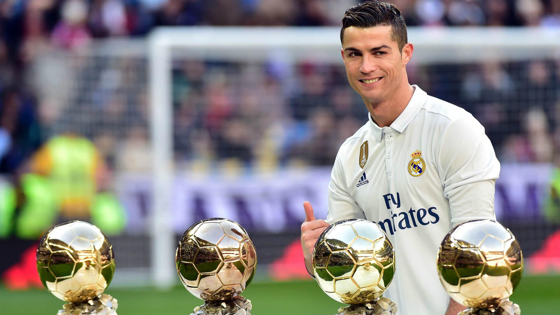 Cristiano Ronaldo - Top 10 Richest Sportsman in The World