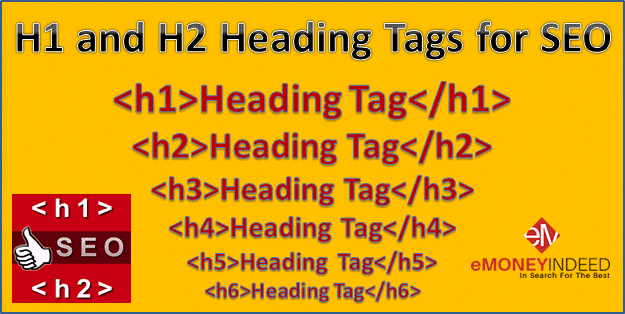 H1 H2 or H3 Heading Tags For SEO – How to Use Effectively