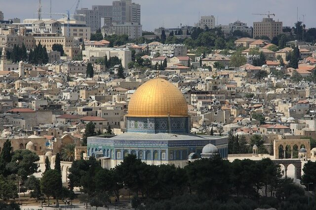 Jerusalem, Israel-list of beautiful cities
