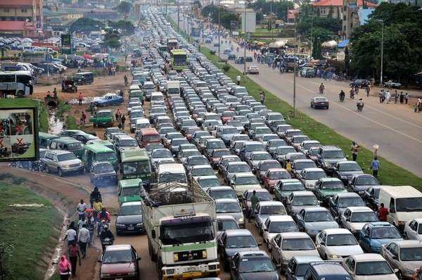 Lagos, Nigeria populated cities in the world