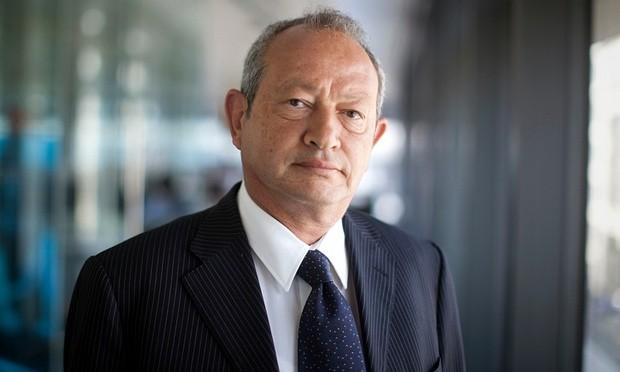 Naguib Sawiris - Net Worth $3.9 Billion